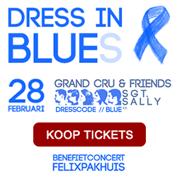 Dress in Blue(s) - benefietconcert
