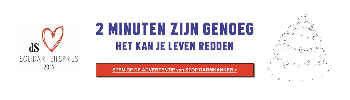 Stem op onze advertentie