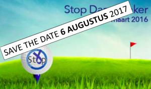 Stop darmkanker Golf 2017